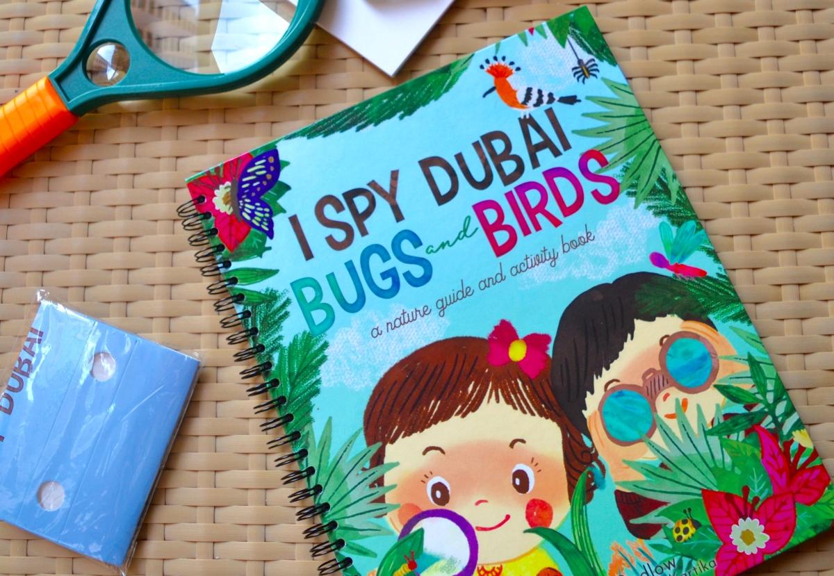 Review: I Spy Dubai - Bugs and Birds