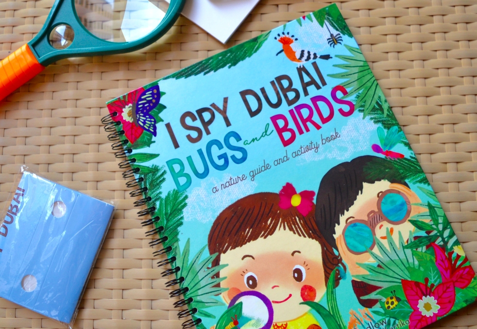 iSpy Dubai Activity Books