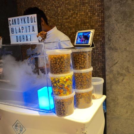 Lapita Hotel frozen popcorn