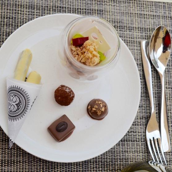 Lapita brunch dessert