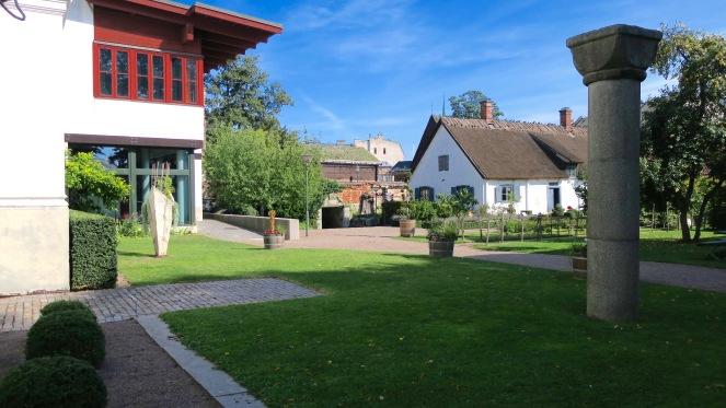 Entrance to Kulturen open air museum