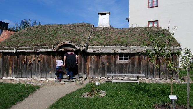Traditional Swedish home