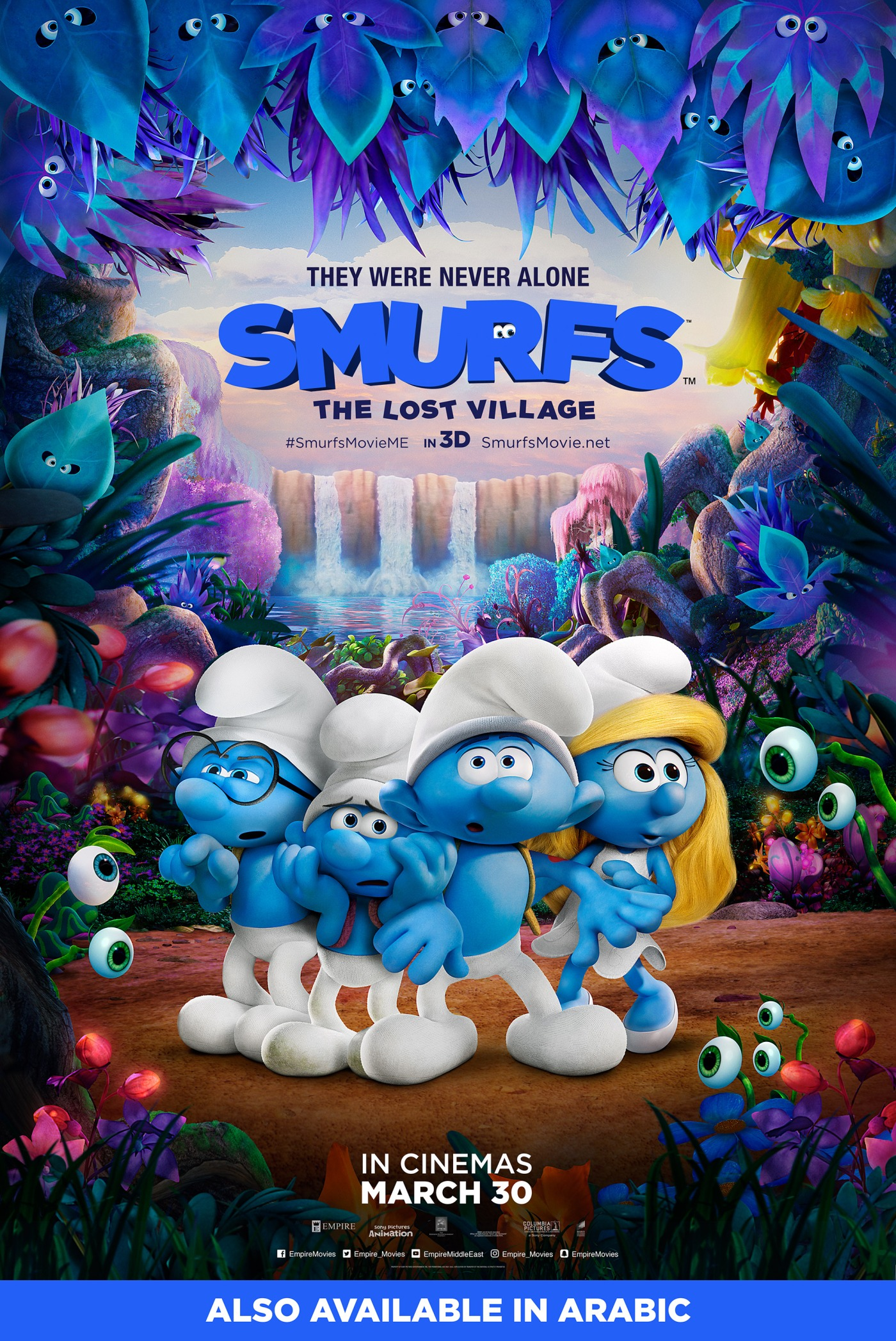 Smurfs - English Movie Poster.jpg