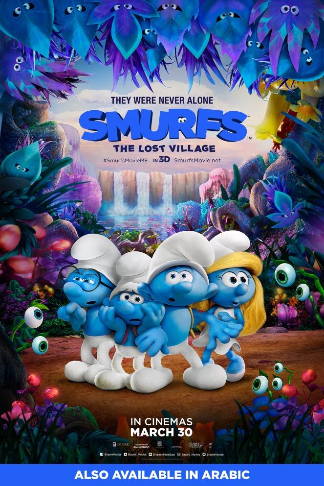 Smurfs - English Movie Poster.jpg