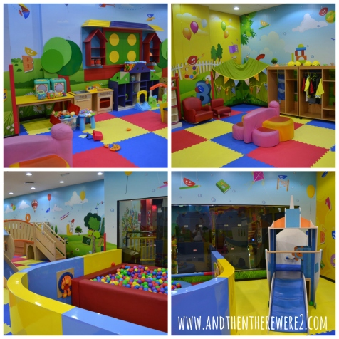 Fun and Learn Soft Play at Fun City