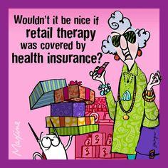 Retail Therapy Meme