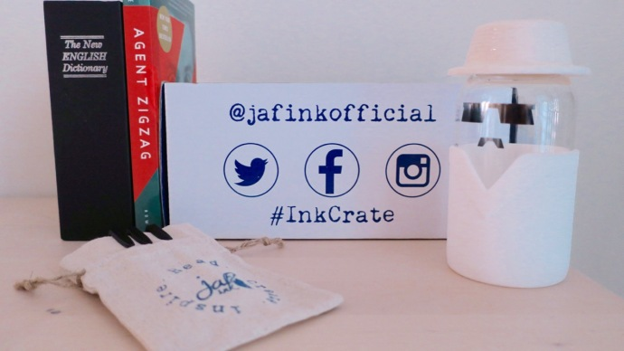 Ink Crate subscription box review