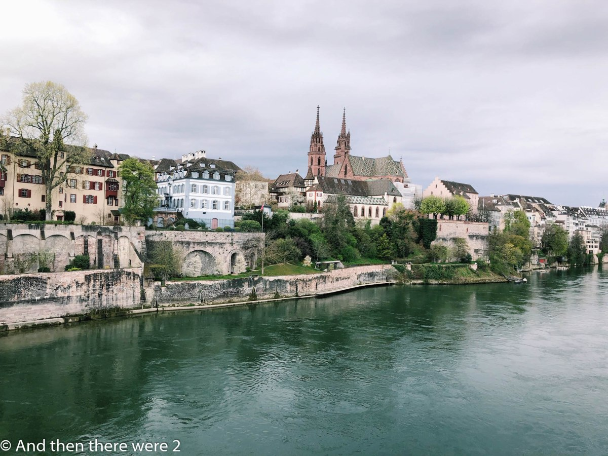 Exploring Basel with kids