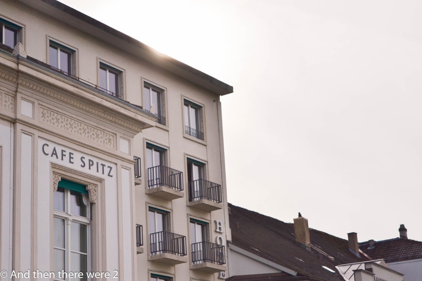 Sorell Hotel Merian in Basel Switzerland